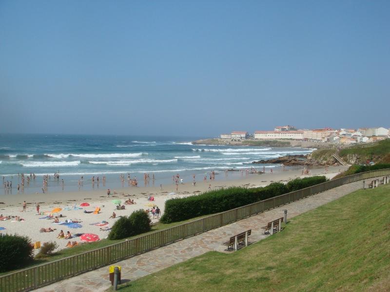 Praia e Paseo Marítimo