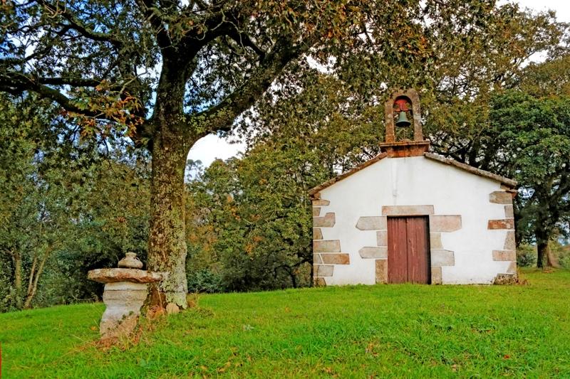 Capela de San Roque da Pena